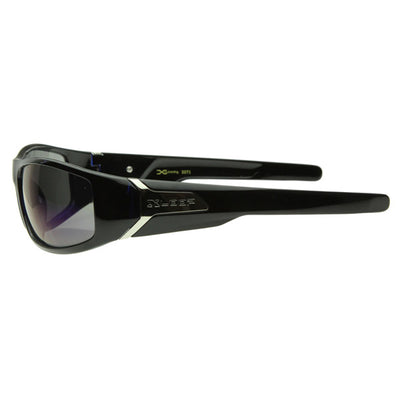 Premium X-Loop Eyewear Sports Wrap Sunglasses