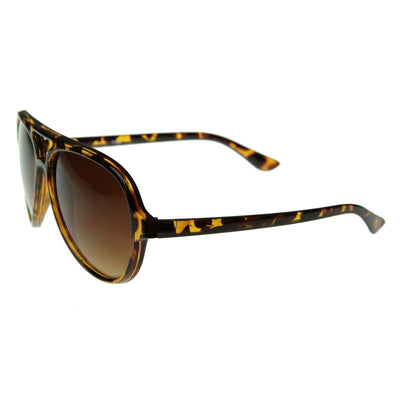 Classic Tear Drop Aviator Sunglasses