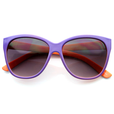 Purple-Orange