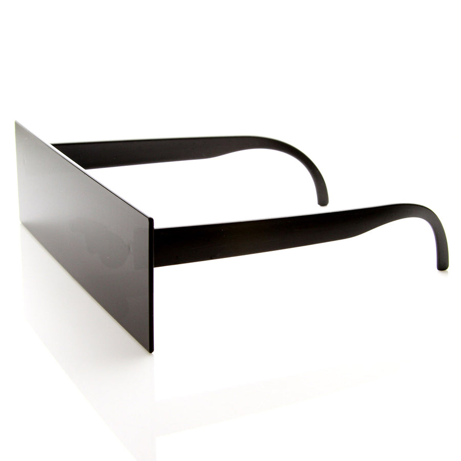 Internet Censorship One-Piece Black Bar Novelty Sunglasses