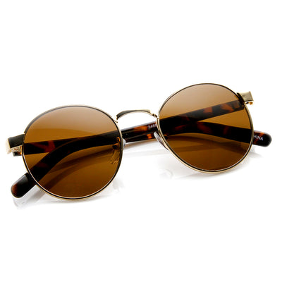 Gold-Tortoise Brown