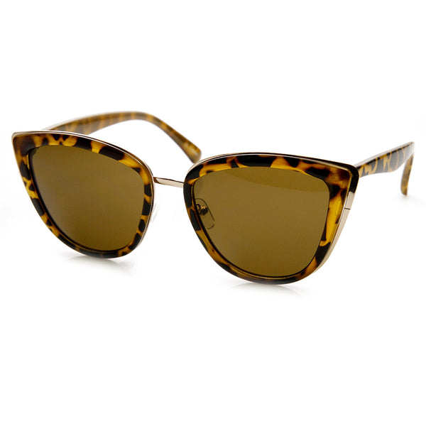 Yellow-Tortoise Brown