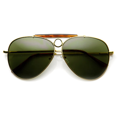 Gold-Tortoise Green