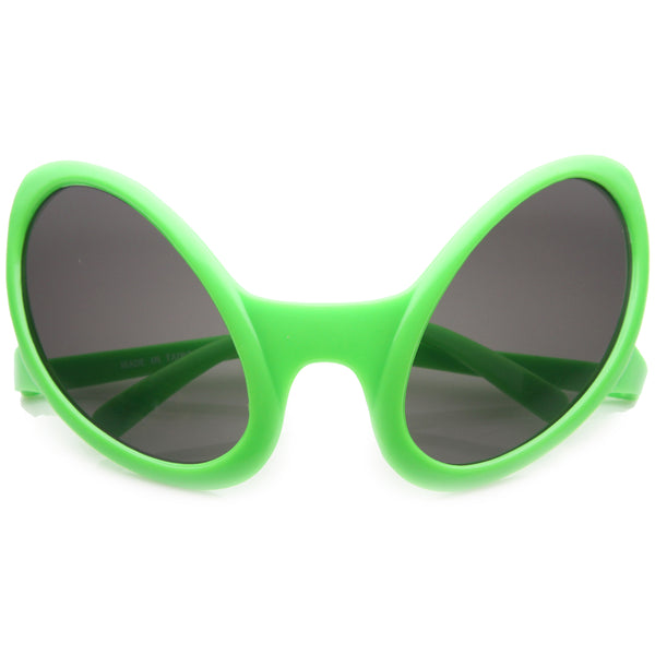 Alien Extraterrestrial UFO Sci-Fi X-Files Costume Party Novelty Sunglasses