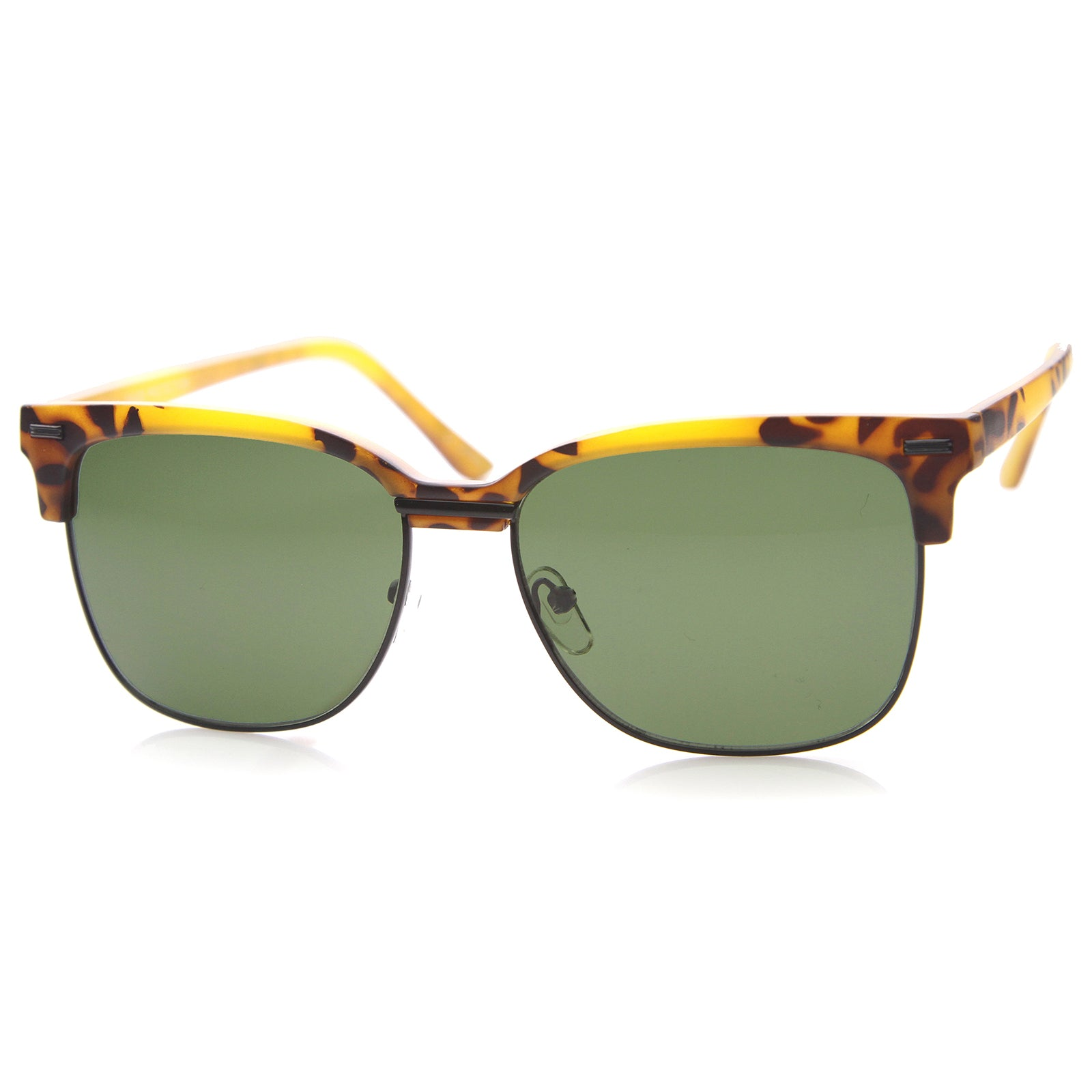 Tortoise-Black / Green