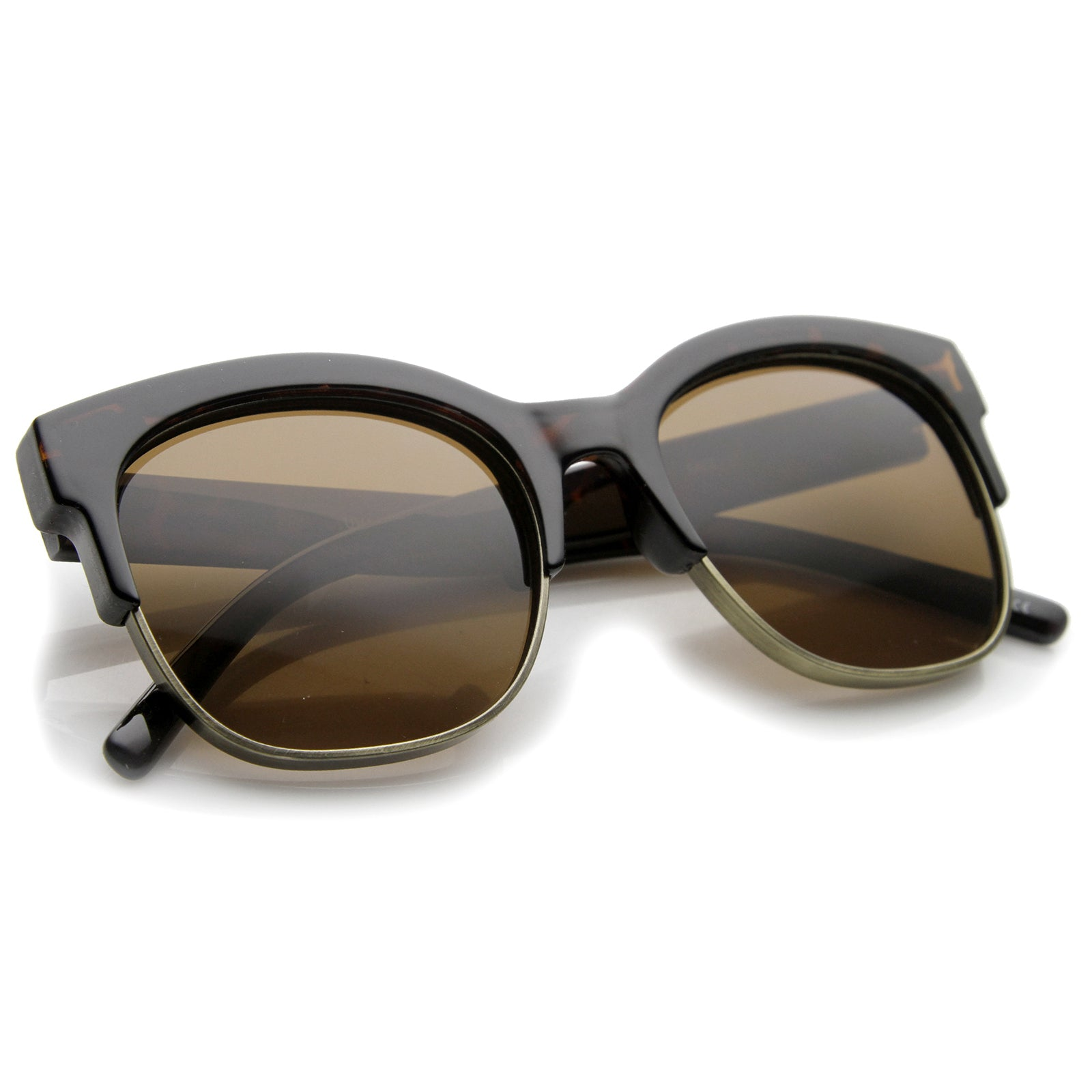 Shiny Tortoise-Gold / Brown