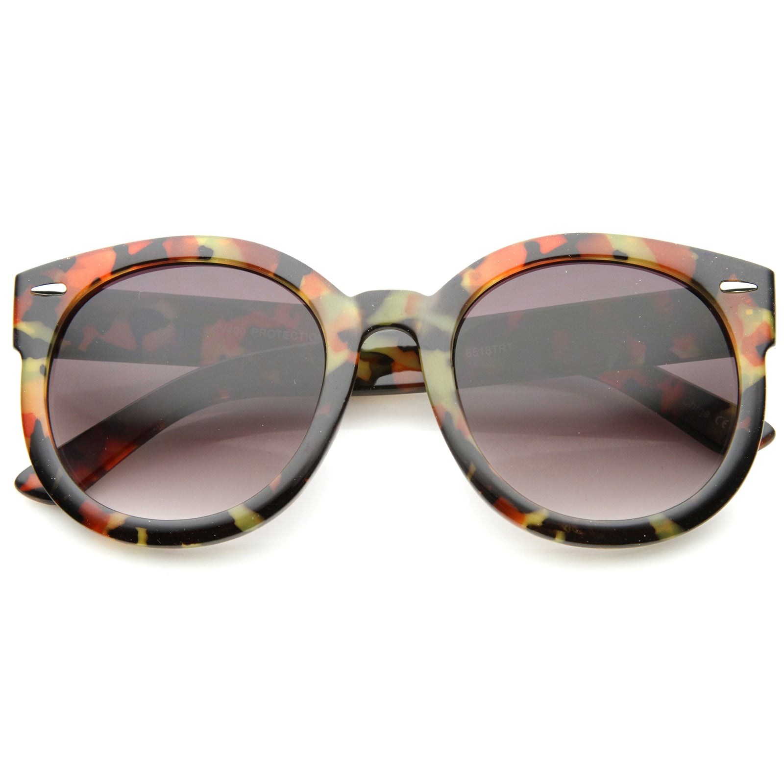 Womens Oversized Sunglasses With UV400 Protected Composite Lens - sunglass.la - 9