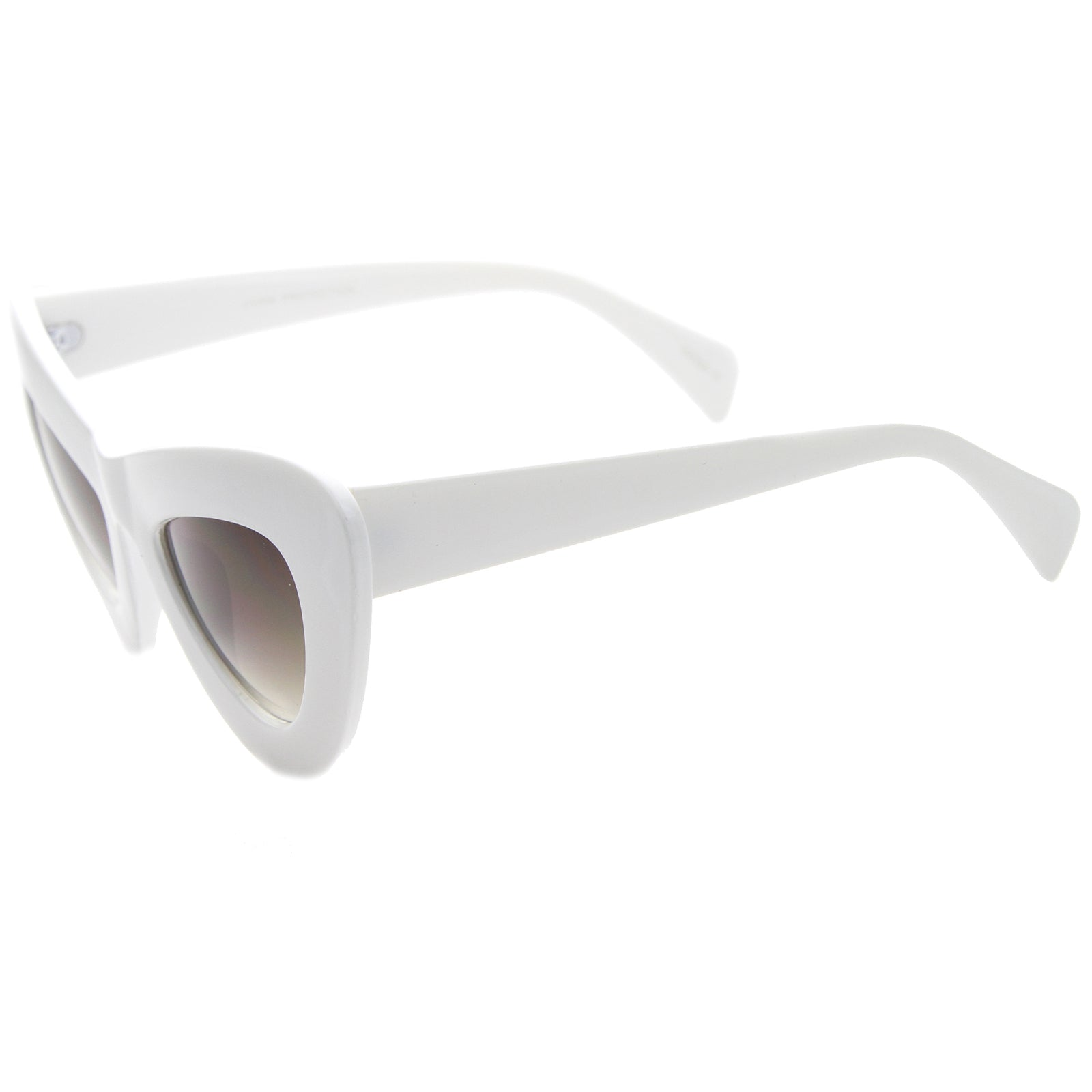 Womens Cat Eye Sunglasses With UV400 Protected Composite Lens - sunglass.la - 7