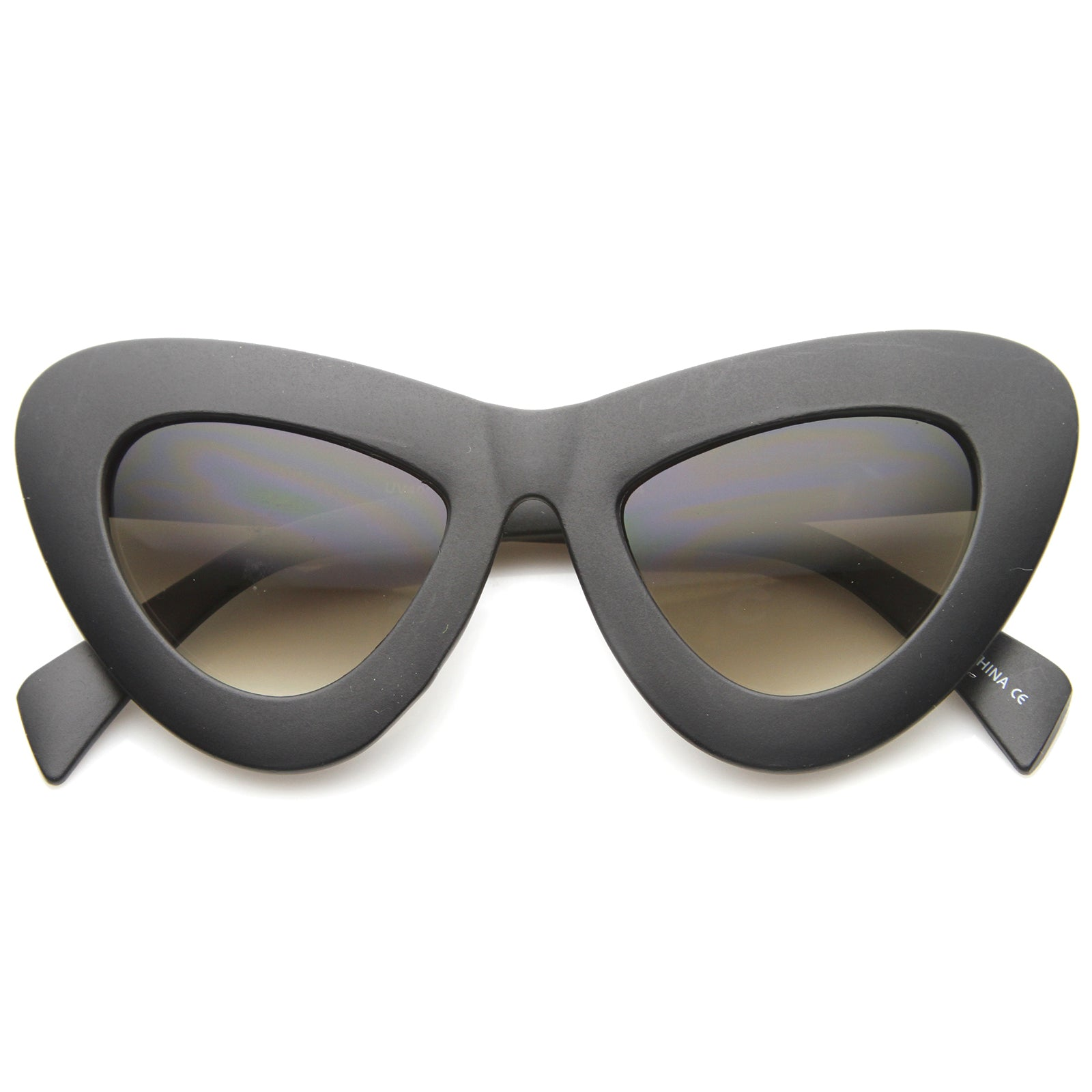 Womens Cat Eye Sunglasses With UV400 Protected Composite Lens - sunglass.la - 13