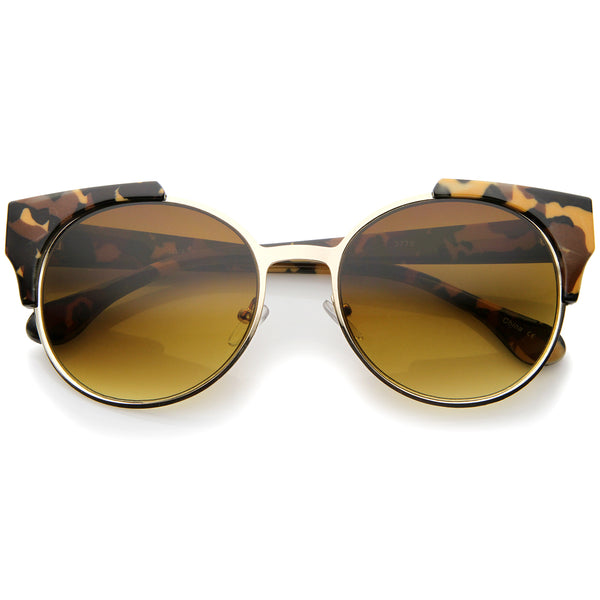 Brown Camo-Gold / Amber