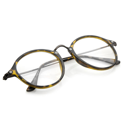 Yellow-Tortoise-Bronze / Clear