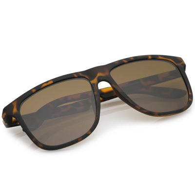 Rubberized Tortoise / Brown