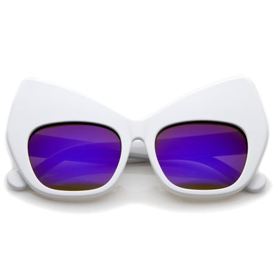 White / Purple Mirror
