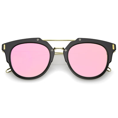 Black-Gold / Pink Mirror