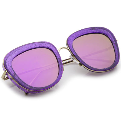 Purple-Gold / Purple Mirror