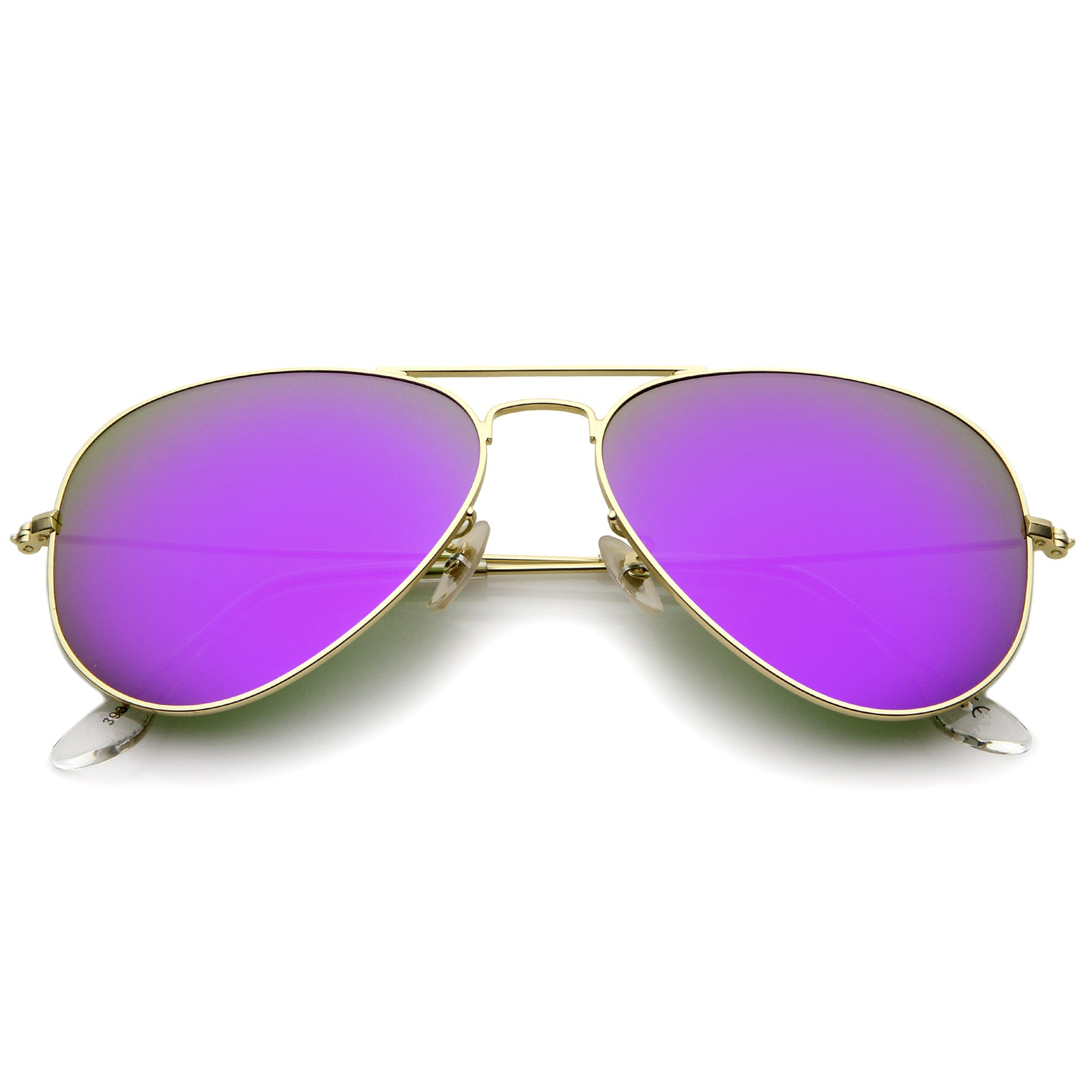 Gold / Purple Mirror
