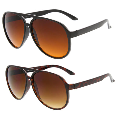 2-Pack | Blk/Orange Gradient & TT/Amber