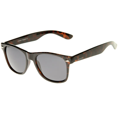 2-Pack | Black + Tortoise Polarized