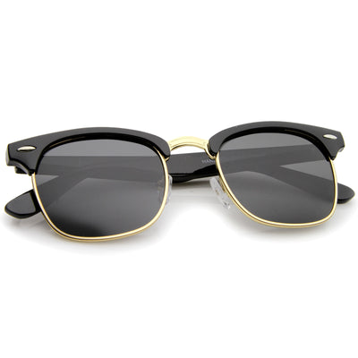 Black-Gold / Smoke Polarized