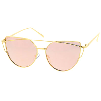 2-Pack | Gold / Pink Mirror