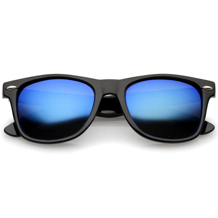 Black / Blue Mirror Polarized