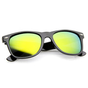 Black / Yellow Mirror Polarized