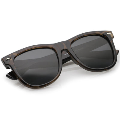 Brown-Tortoise / Smoke Polarized