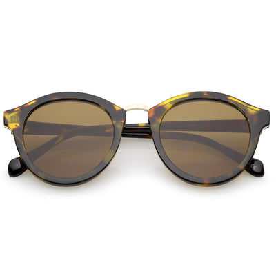Tortoise-Gold / Brown