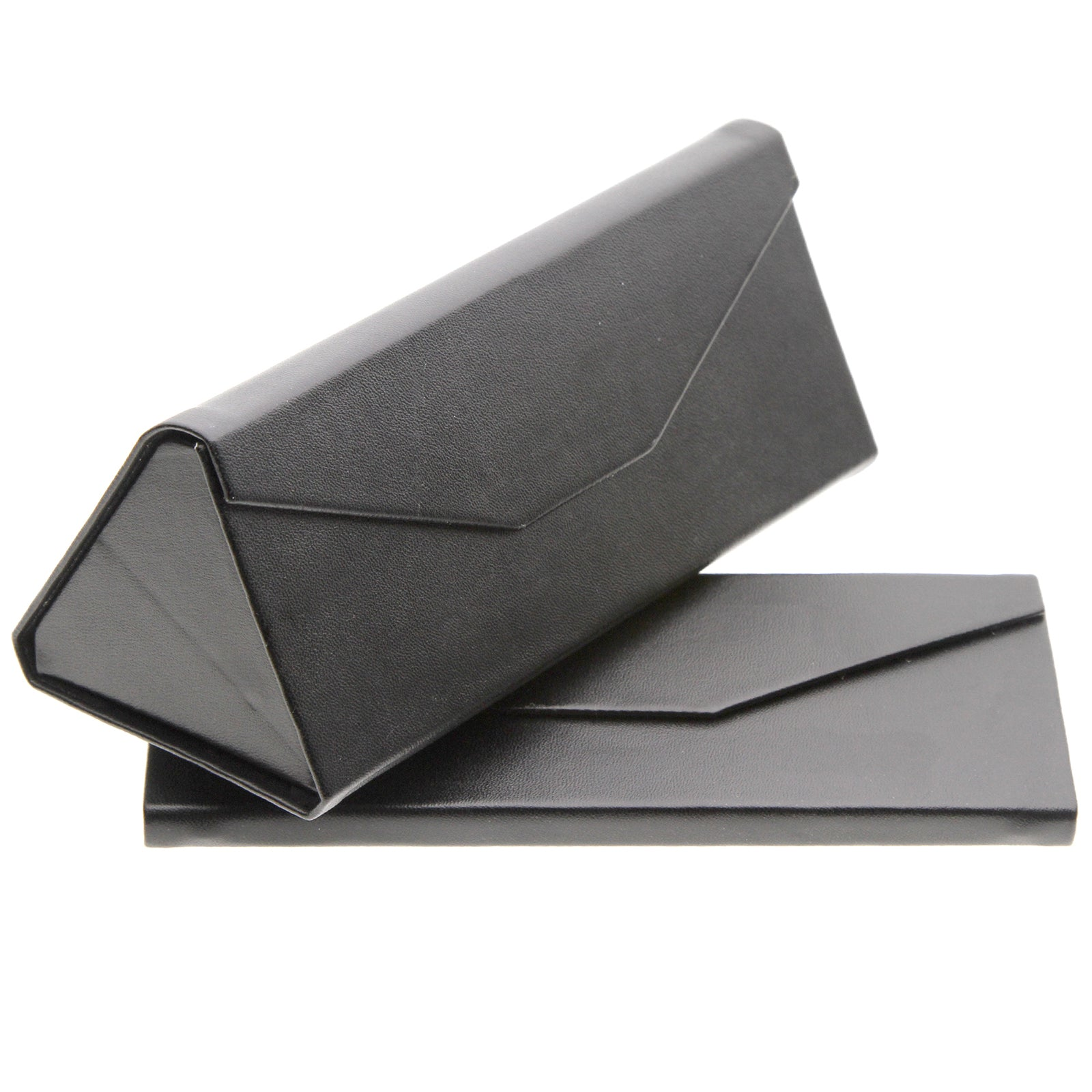 Lucklystar/® Creative Triangular Form Case for Folding Glasses Case Sunglasses Storage Box