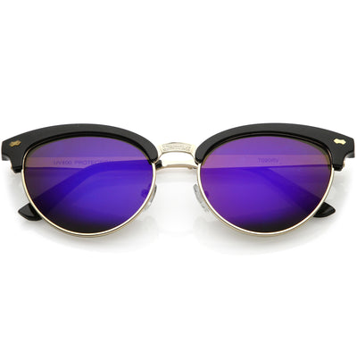 Black Gold / Purple Mirror