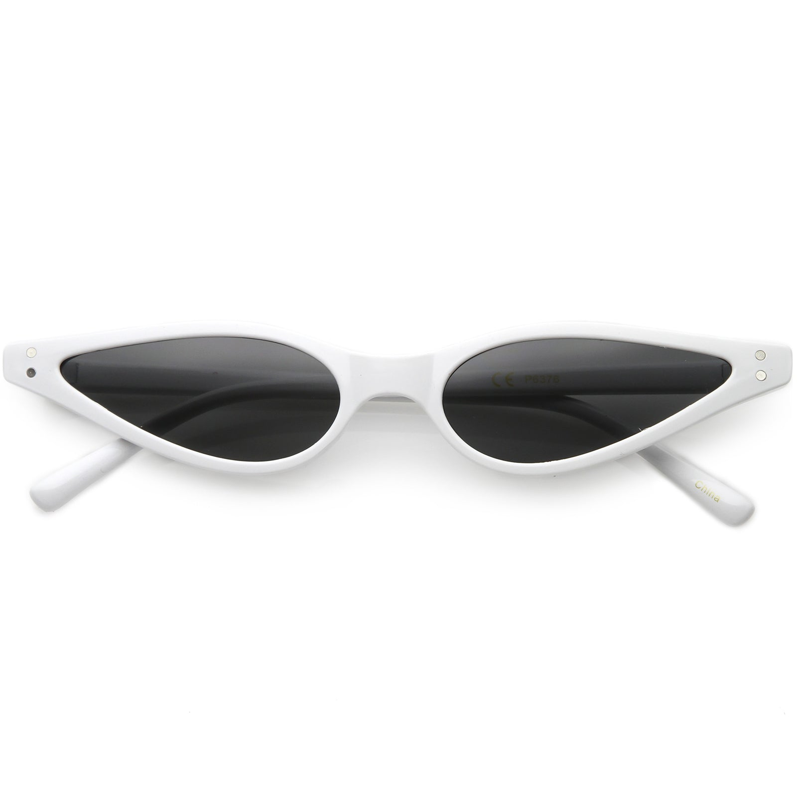 08fb08a84a Cat Eyes Sunglasses · Clear Lenses Sunglasses · Premium Sunglasses · Lennon  Sunglasses · Clout Goggles · White   Smoke