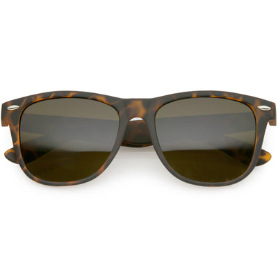 Matte Tortoise / Brown