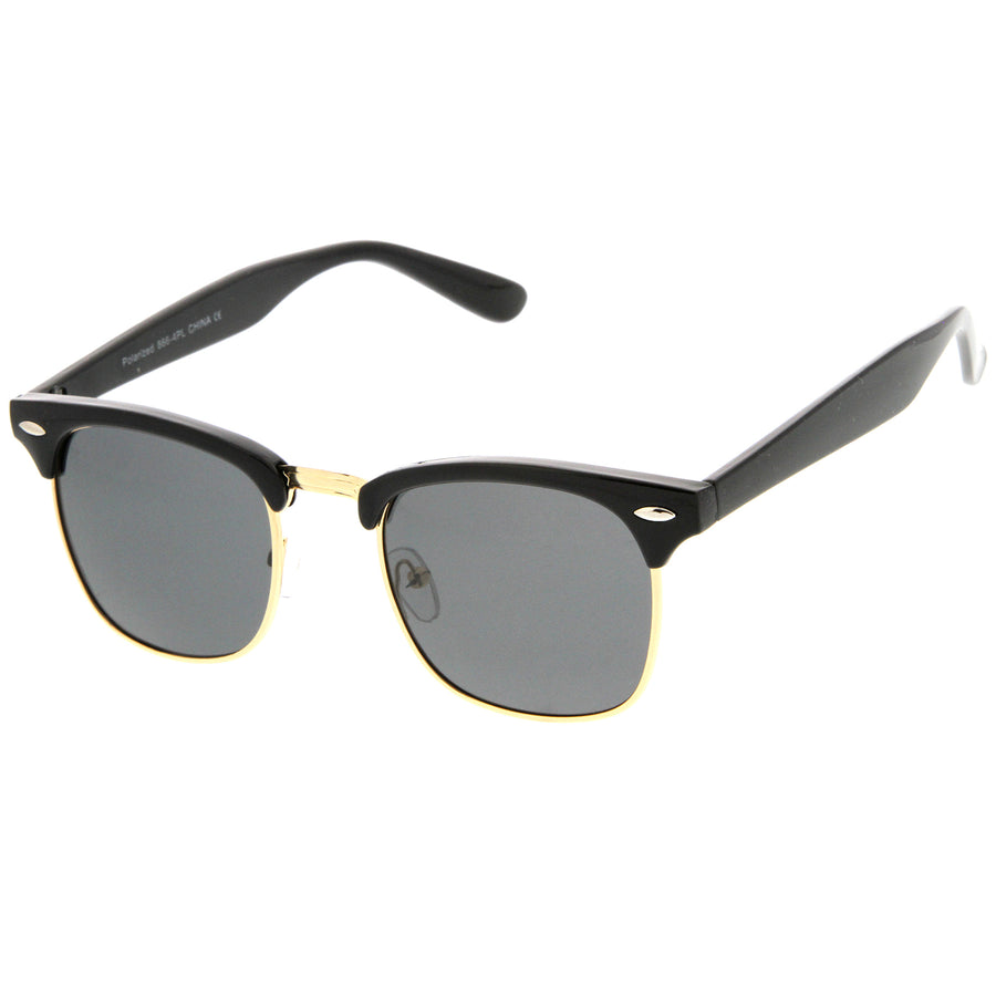 Black Gold / Smoke Polarized