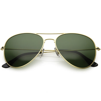 Gold / Green Polarized