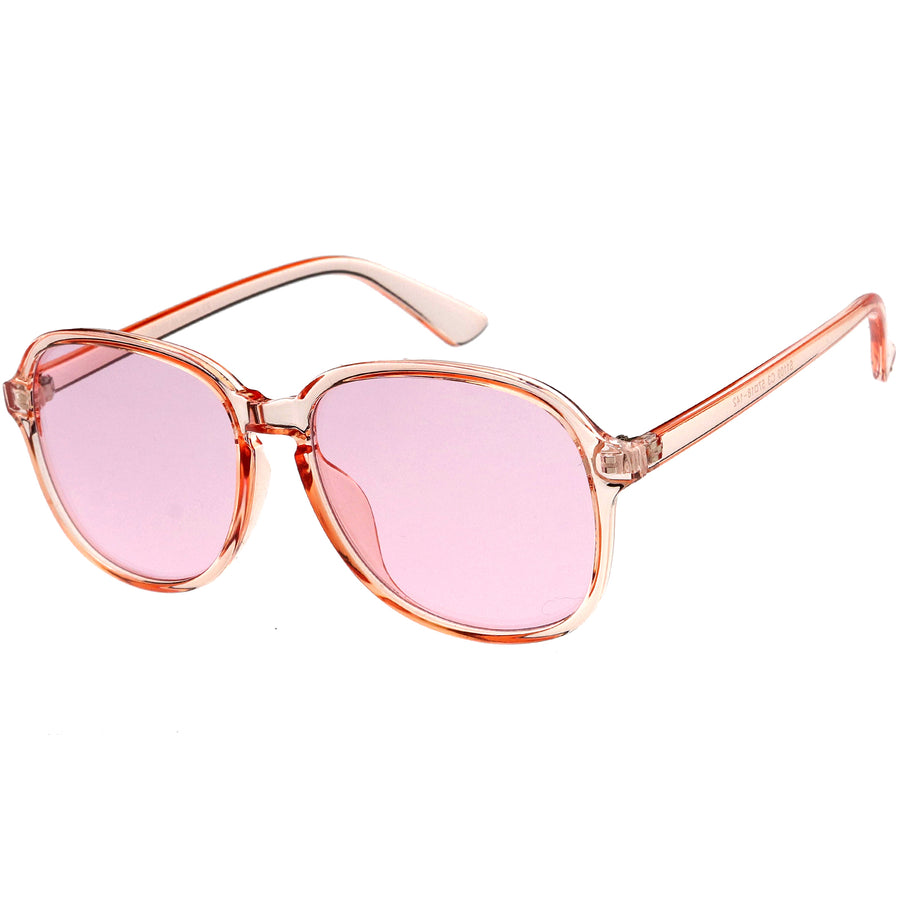 Clear-Pink / Pink