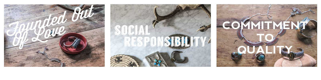 Founded out of love, social responsibility, commitment to quality