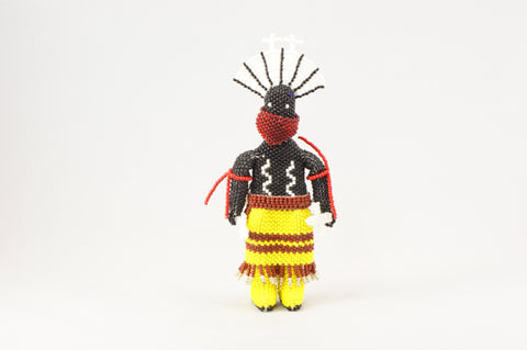 Zuni Apache Crown Dancer - Turquoise Village