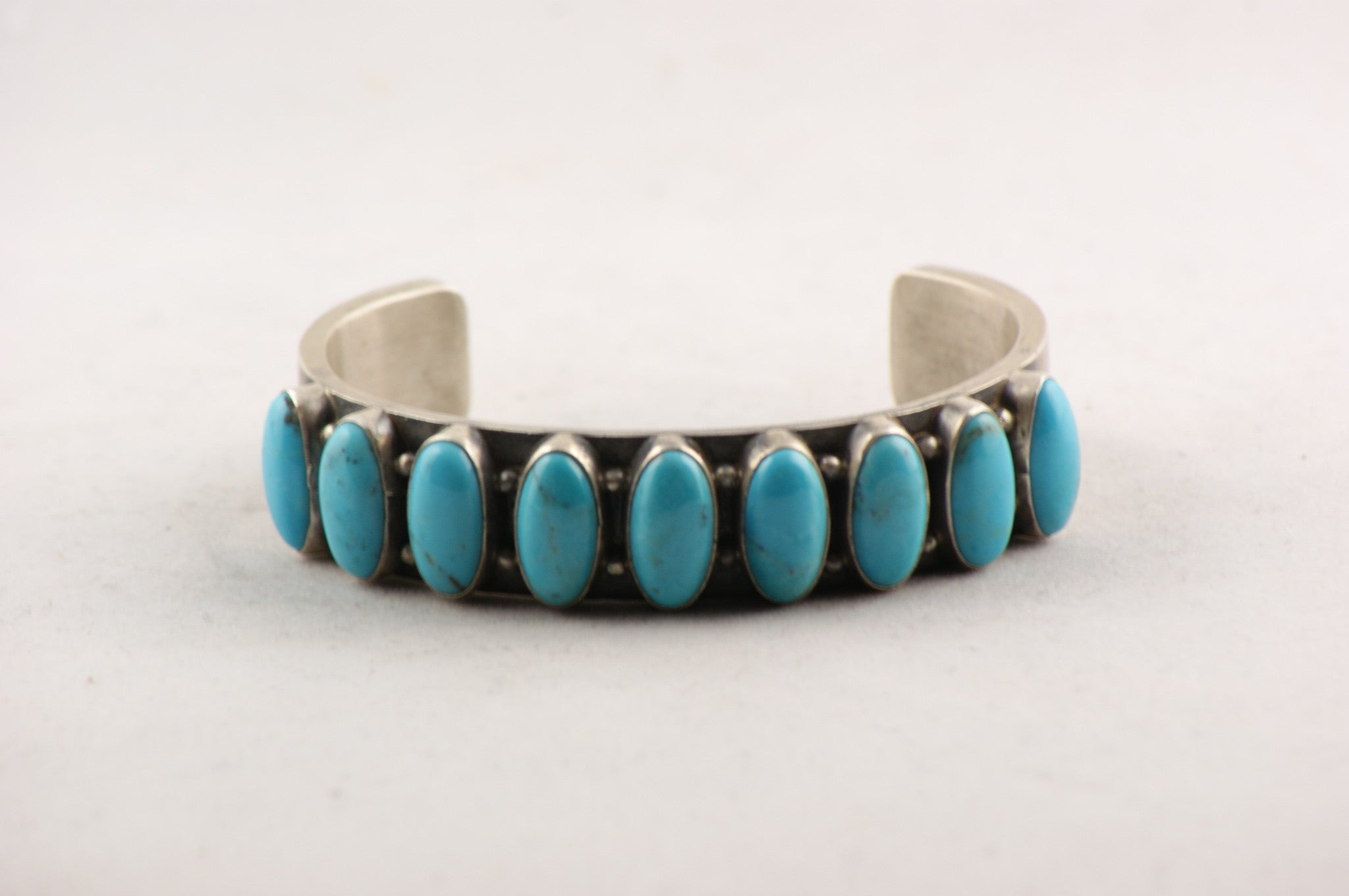 product jewelry bracelet indian lee by l cuff native navajo artist ithaca american turquoise larson