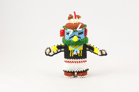 Hopi Beaded Eagle Dancer - Turquoise Village