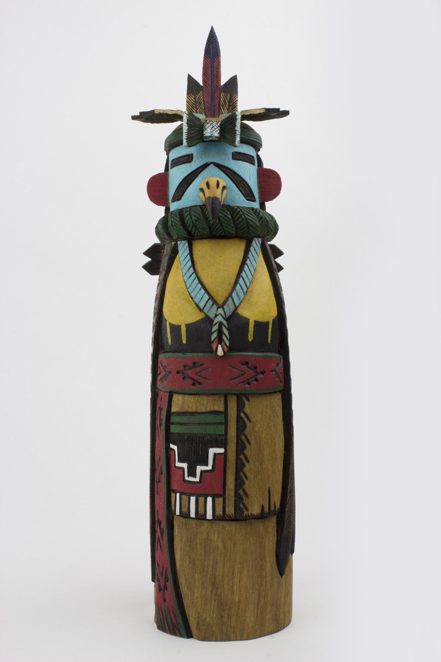 recipe: hopi eagle dancer kachina [32]