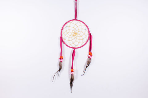 "Navajo 5"" Dream Catcher by Branston Martin - Turquoise Village - 1"