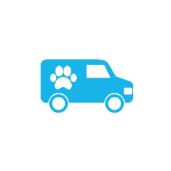 pet grooming transportation service