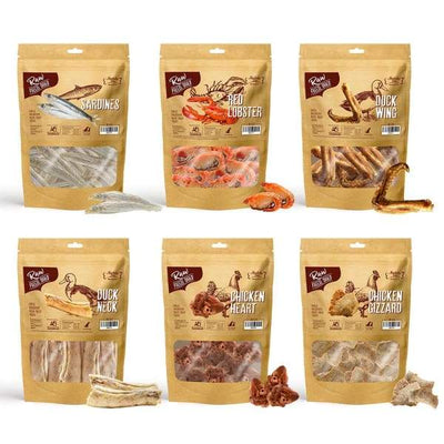 Absolute Bites [3 for $29] Absolute Bites Freeze-dried / Air-dried Dog & Cat Treats Dog Food & Treats