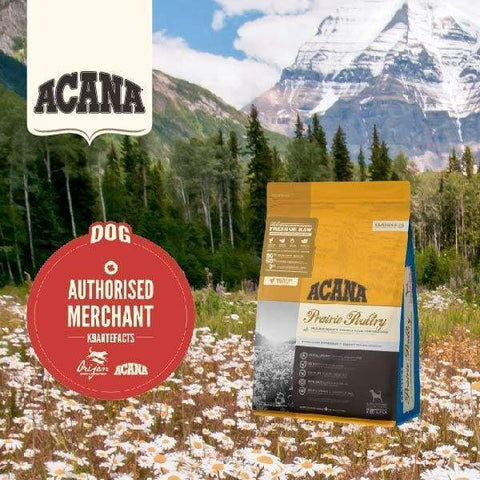 ACANA [UP TO 50% OFF] ACANA Classics Prairie Poultry Dry Dog Food Dog Food & Treats