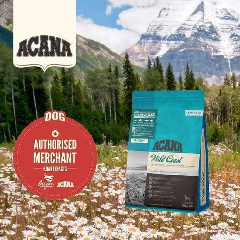 ACANA [UP TO 50% OFF] ACANA Classics Wild Coast Dry Dog Food Dog Food & Treats