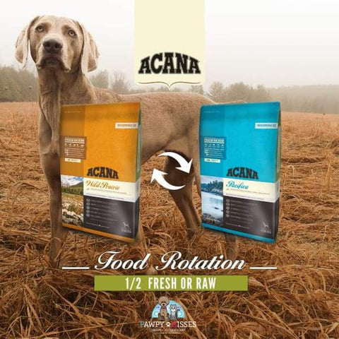ACANA [MIX 2 WITH $9 OFF] ACANA Regionals Food Rotation Dry Dog Food 12KG Dog Food & Treats