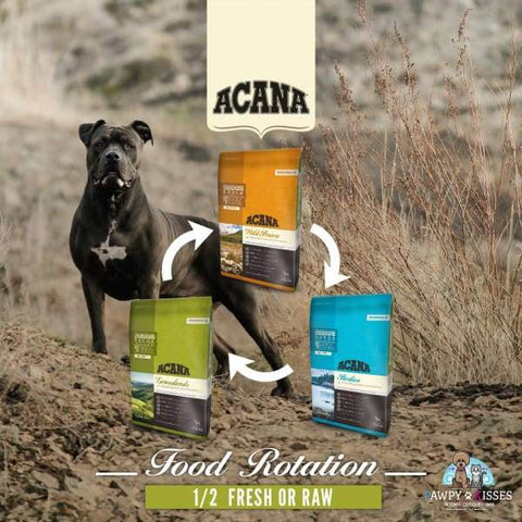ACANA [MIX 3 WITH $19 OFF] ACANA Regionals Food Rotation Dry Dog Food 6KG Dog Food & Treats