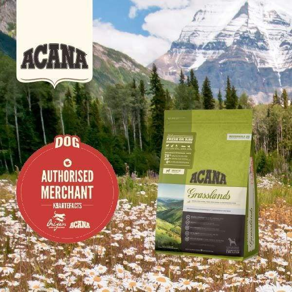 ACANA ACANA Regionals Grasslands Dry Dog Food Dog Food & Treats