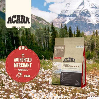 ACANA ACANA Singles Free-Run Duck Dry Dog Food Dog Food & Treats