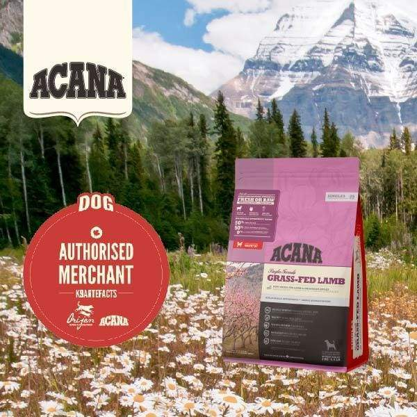 ACANA ACANA Singles Grass-Fed Lamb Dry Dog Food Dog Food & Treats
